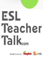 MES curriculum – A non-textbook approach part 2