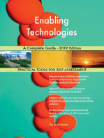 Enabling Technologies A Complete Guide - 2019 Edition