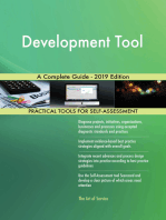 Development Tool A Complete Guide - 2019 Edition