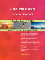 Global Infrastructure Service Providers A Complete Guide - 2019 Edition
