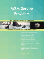 M2M Service Providers A Complete Guide - 2019 Edition