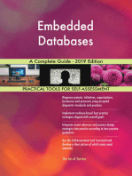 Embedded Databases A Complete Guide - 2019 Edition