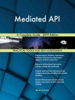 Mediated API A Complete Guide - 2019 Edition