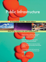 Public Infrastructure A Complete Guide - 2019 Edition