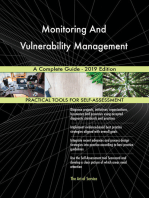 Monitoring And Vulnerability Management A Complete Guide - 2019 Edition