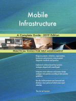 Mobile Infrastructure A Complete Guide - 2019 Edition