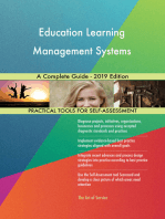 Education Learning Management Systems A Complete Guide - 2019 Edition