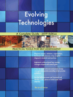 Evolving Technologies A Complete Guide - 2019 Edition