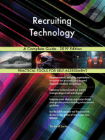 Recruiting Technology A Complete Guide - 2019 Edition