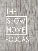 How slow living can save you… in a zombie apocalypse - The Slow Home Summer Series