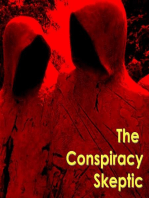 Conspiracy Skeptic Episode 62 - Archaeology Hides Everything with Jeb Card