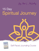 15 Day Spiritual Journey