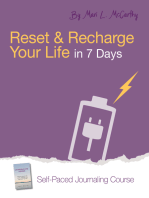 Reset & Recharge Your Life in 7 Days