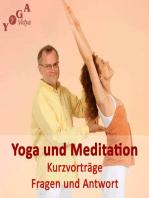 Meditieren ohne Schneidersitz