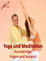Yoga - was braucht man ?