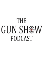 Low Audio Quality - SWAT Roll, Listener Question - Flashlights, Glock 42 Laser, LCR 9mm, Adams Arms 300 Blk Piston, Tracking Point Alamo, Radical Firearms, Meopta