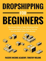 Dropshipping for Beginners