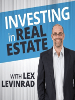 Rental Properties and Investing In Real Estate For Cash Flow - Audio
