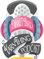 Yarn Thing Podcast with Marly Bird-- Guest