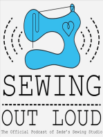 Parts Of A Sewing Machine