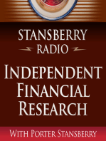 Ep 38 Stansberry Radio - The Runaway Slave and Black America