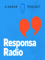 Responsa Radio #49