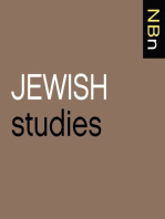 """Chad Alan Goldberg, """"Modernity and the Jews in Western Social Thought"""" (U Chicago Press, 2017"""