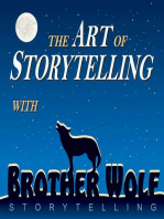 Interview #097 Lloyd Arneach – A Perspective on Native American Storytelling.
