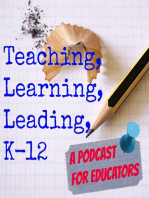 Reflections on Teaching and School Administration with Michael Chanin - 230