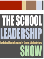 High-Performance Instructional Leadership in 21 Days