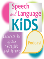 Outdoor Activities for Speech and Language