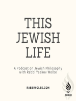 Why, Pray Tell? The Centrality of Prayer in Jewish Practice and Harnessing it's Unlimited Power