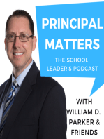 PMP:144 Building and Maintaining Positive School Culture
