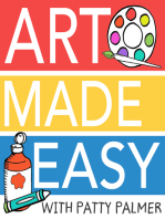 Success Secrets of a Process-Based Art Studio