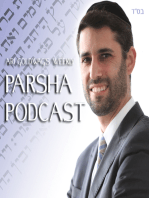 Behar - Thanking Hashem for the challenges