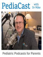 Scabies, Laughing Gas, Spinach Popsicles - PediaCast 327