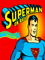 Adventures of Superman Podcast 14 The Wolf vs The Yellow Mask