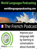 Podcast en français #1 - Australien argotique et familier