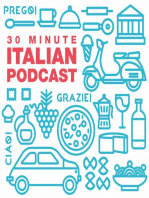 Phrases to Talk About Your Italian Lessons (interview with a student)