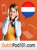 "Top 25 Dutch Questions #3 - ""Where do you live"" in Dutch?"