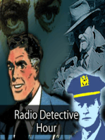 Radio Detective Story Hour Episode 63 - Inspector Collins