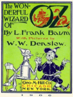 Chapter 1 - The Wonderful Wizard of Oz