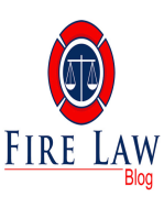 Fire Law Episode 12 - Vallejo Firefighter Awarded $2.3 Million