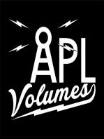APL Radio Show Volumes Ep. 24 | 4/05/2017