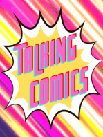 Marvel Writer Peter David | Comic Book Podcast Issue #32 | Talking Comics