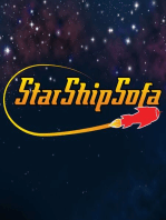 StarShipSofa No 562 Steve Pantazis (Part 1)