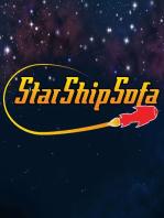 StarShipSofa No 470 Jay O'Connell and Rob Boffard