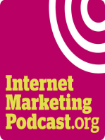 Blogger outreach tips with @ACHepworth– INTERNET MARKETING PODCAST #312