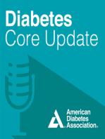 Diabetes Core Update - October 2017