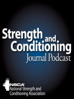 Psychology of Strength and Conditioning Special Topic Issue